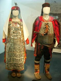 Traditional Wedding and Ceremonial Dress of Krajina