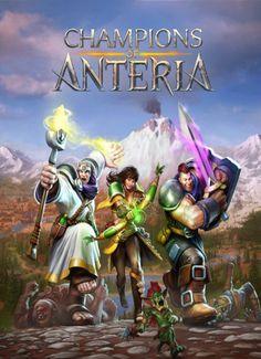 [PC Multi] Champions of Anteria -Multi6- PLAZA | +Alchemist DLC +Beastmaster DLC – Game Télécharger