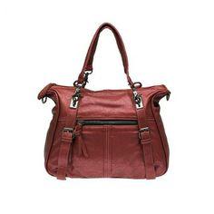 Fesche Handtasche (in 5 modischen Farben) #red #handbag #fashion #jepo