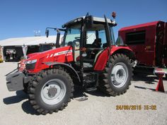 Massey Ferguson  5610 cab tractor