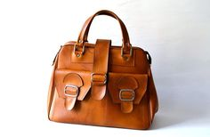 Vintage xxl oversize Purse Hand bag weekender by MightyVintage, €75.00