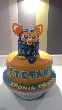 Furby  boom  cake