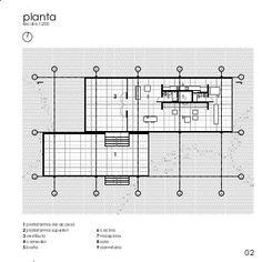 Casa Farnsworth l. Casa Farnsworth, Van, Sketch, Models, Architecture, Arquitetura, Architecture Blueprints, Travertine Floors, Precast Concrete