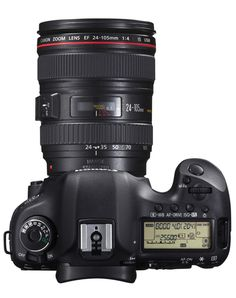 Canon EOS 5D Mark III – Officially Unveiled
