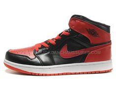 nike shox chaussures flotte - Homme Nike Air Jordan 1 Air Cushion Blanc Rouge Noir [P94w] | Nike ...