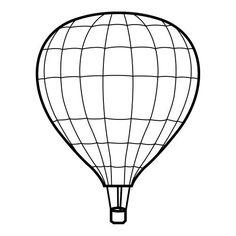Worksheet. Globos Aerostticos para colorear  Dibujos para colorear