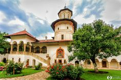 manastirea hurezi, horezu Romania, Mansions, Architecture, House Styles, Home, Decor, Arquitetura, Decoration, Manor Houses
