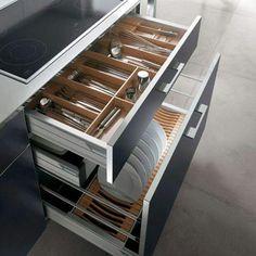 Ideas de cocinas modernas