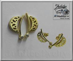 #Złote #Kolczyki z #cyrkoniami #złoto #Au585 #Jubiler #Tychy #Gold #Jeweller #Tyski #Złotnik #jubilertychy #złota #biżuteria #wyroby #złote #Pracownia #Złotnicza w #Tychach #Promocje : http://jubilertychy.pl/promocje