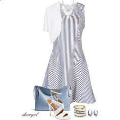 Nine West Sandals Contest by sherryvl on Polyvore