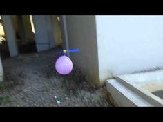 Balloon helicopter :) - YouTube Balloons, Youtube, Balloon, Youtube Movies