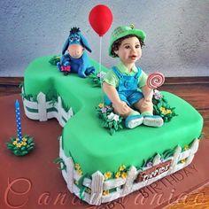 Little farmer - Cake by Mania M. - CandymaniaC