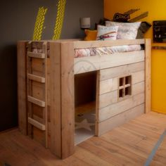 Rustic Range - Bespoke by Baker - The home of handmade childrens theme beds & playhouses Dream Bedroom, Kids Bedroom, Boys Home, Girl Bedroom Designs, Rustic Bedding, Kids Bunk Beds, Childrens Beds, Awesome Bedrooms, Spare Room