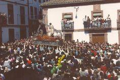 Córdoba Montoro Padre jesus entrando en su templo