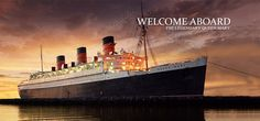 Long Beach Accommodations | QUEEN MARY HOTEL | Stay Aboard the Queen Mary Long Beach California