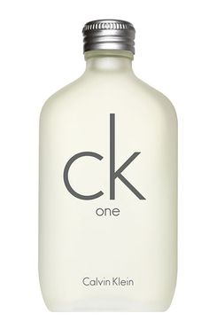 ck one by Calvin Klein Eau de Toilette...oh, hello 90's?!? Haha, I can't believe they still make this! But this is one of those nostalgic scents that bring you back in time. If it made a comeback, I'd be back on it. But for right now it's a current outdated fail. I have yet to see another unisex fragrance as successful as this once was.