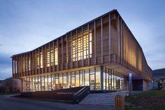 Aimé Césaire Media Library,© Christophe Camus & Paul Gresham & Michaël Neri