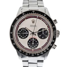"""Mint Condition 1960 Rolex Daytona """"Time Capsule"""" Exotic Dial ref. #6241"""