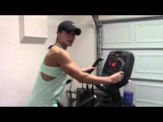 High Intensity Cardio Intervals with Nicole Wilkins on the Cybex Arc & jump rope