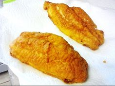 Frying Fish from a Box!