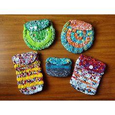 #creaenverde #upcycling #crochet