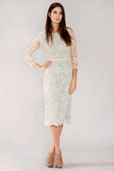 Niva Lace Dress on Emma Stine Limited