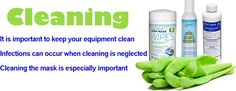 cpap machine cleaning and disinfecting