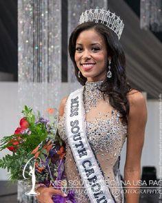 Megan Pinckney Miss South Carolina USA 2013