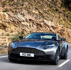 DB 11. If I had to buy a modern day ride. This would be it