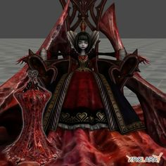 alice madness returns queen of hearts - Google-søgning