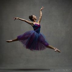 Lauren Lovette, New York City Ballet - Lauren Lovette, NYCB NYC Dance Project (Photographers Deborah Ory and Ken Browar)