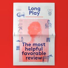 """Long Play—Gluekit / Available at www.draw-down.com / This publication was printed on the occasion of ""Long Play,"" an exhibition by Gluekit in Los Angeles,…"""