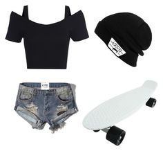 """""""Sans titre #10"""" by vickydrn on Polyvore featuring mode, Abercrombie & Fitch et Vans"""