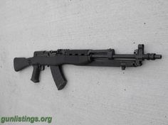 Black out tactical SKS.
