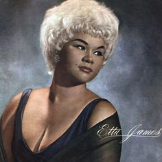 The album cover sleeve of Etta James by Etta James, record released in 1962. (Photo by GAB Archive/Redferns)