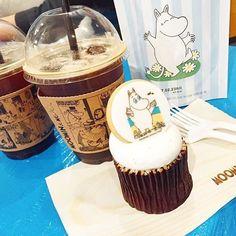 ファンにはたまらない!ムーミンの世界感を味わえるムーミンカフェが韓国に登場♡