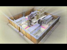 The Third Temple Is coming and this Is what it's going to look like. The Third Temple will be 36 times larger than the second temple of Solomon and will comfortably hold over 2 Million people. Breaking Israel News, Third Temple, Israel Video, Jewish Temple, Understanding The Bible, Homeless Man, Jerusalem Israel, Judaism, Explain Why