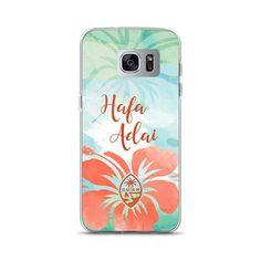 Hafa Adai Hibiscus Guam Chamorro Custom Designed Samsung Case