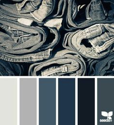 Wouldn't these colors make a wonderful casual sweater to wear with blue jeans?