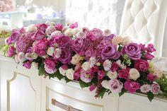 八重高砂装花