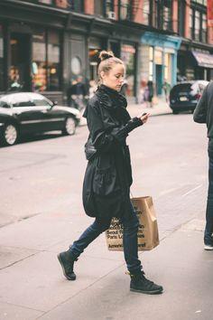 [NYC Street Style]
