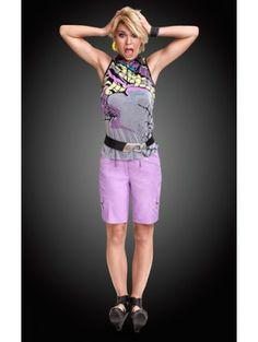 Jamie Sadock Gypsy Sleeveless Crinkle Shirt-Gypsy