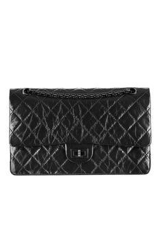 Chanel 2.55 All Black _