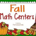 It's+that+time+of+year+again...when+the+dust+of+back+to+school+season+has+settled+&+we+can+really+dive+into+learning!++These+8+fall+themed+math...
