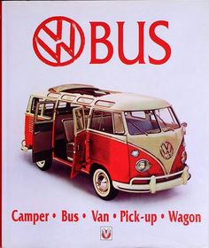 <3 Volkswagen bus...someday we will have one :))