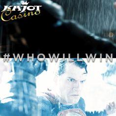 Who will win what? ;) Well, if they play at http://www.kajot.casino, they win both :D Btw who is going to watch the movie this weekend?  Kdo že vyhraje co? ;) Pokud budou hrát na http://www.kajot.casino, tak určitě vyhrají oba! :D Mimochodem, kdo se jde na film mrknout do kina tento víkend?