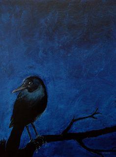 I love ravens....
