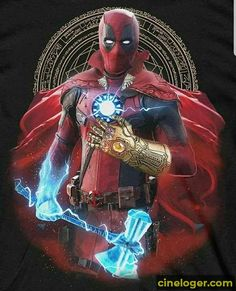 Can't just Deadpool wit a fuckin leaf or anything but yet y'all trust wit all that shit on like damn..... Stan Lee, Marvel Dc, Spiderman, Deadpool, Wonder Woman, Spider Man