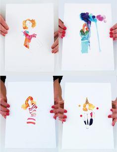 Michi ShopWatercolor