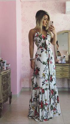 Flower Dresses, Modest Dresses, Day Dresses, Dress Outfits, Casual Dresses, Bridesmaid Dresses, Abaya Fashion, Fashion Dresses, Cute Church Outfits
